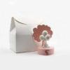 bomboniera nascita albero della vita in legno orsetto paperella cavalluccio led legno con astuccio